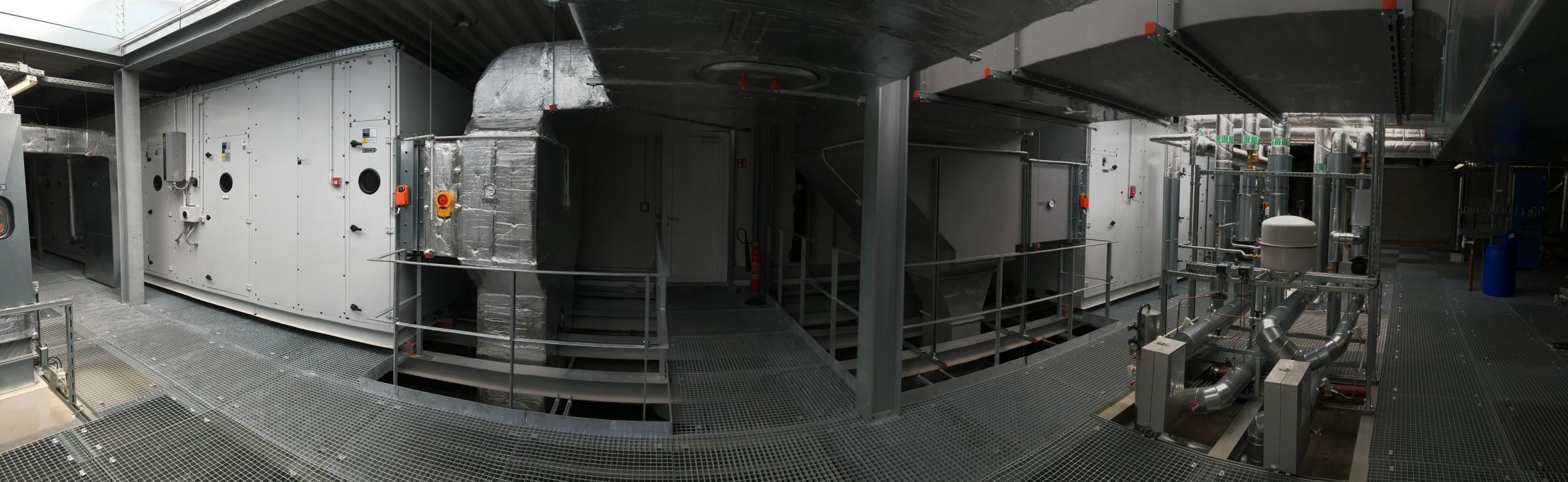 Uni Göttingen Fakultätsneubau für anorganische Chemie
