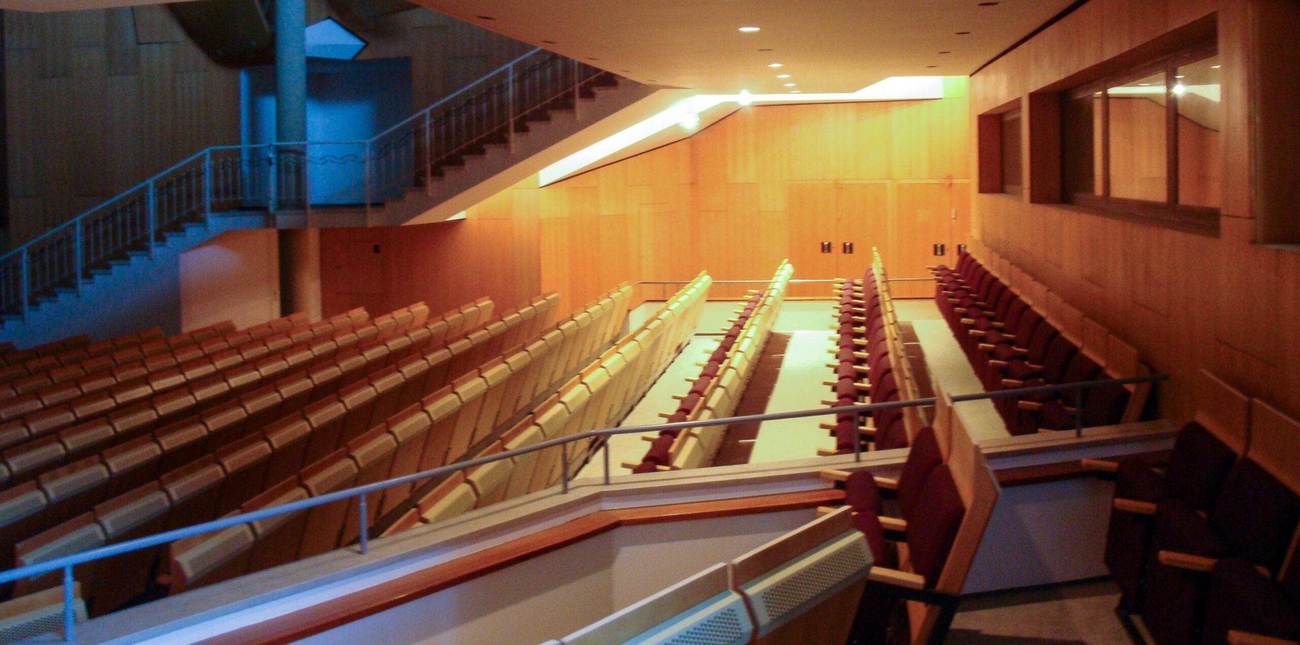 Scharountheater Wolfsburg