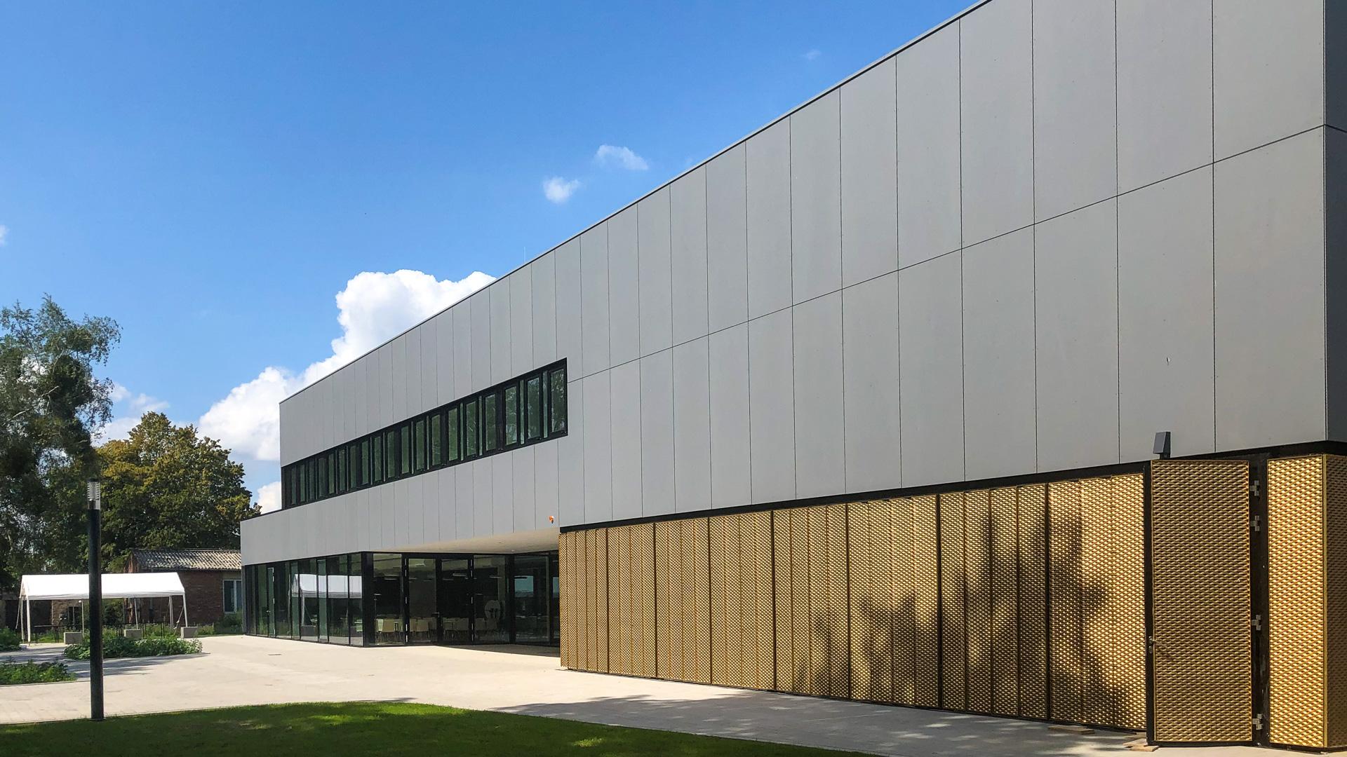 Leibniz-Institut für Agrartechnik und Bioökonomie (ATB), Potsdam (Bauzeit: 2018-2019)