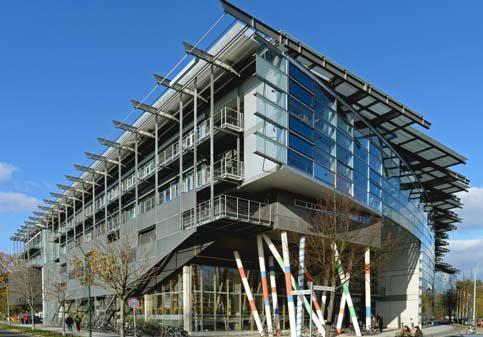Filmuniversität Babelsberg Lehrgebäude 6