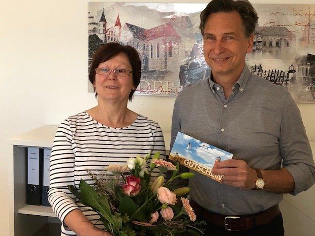 Frau Müller und Herr Wuttke